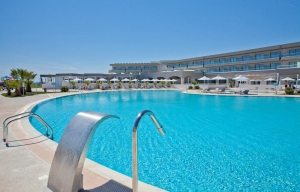 Airport Thessaloniki - Blue Lagoon Princess Hotel ( Ситониа - Каливес )
