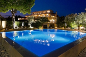 Airport Thessaloniki - Danai Beach Resort & Villas ( Ситониа - Никити )