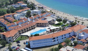 Airport Thessaloniki - Toroni Blue Sea Hotel (Ситониа - Торони)
