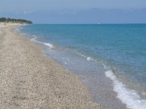 Airport Thessaloniki - Possidi (Halkidiki)