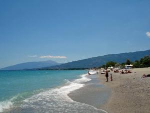 Airport Thessaloniki - Leptokaria (Pieria)