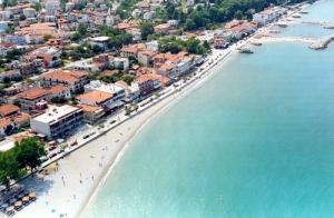 Airport Thessaloniki - Platamonas ( Pieria)