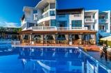 Airport Thessaloniki - Akti Ouranoupoli Hotel ( Афон - Урануполи )