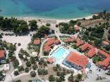 Airport Thessaloniki - Lagomandra Beach (Ситониа - Побережье Лагомандра)