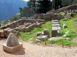 Airport Athens - Delphi Parnasos